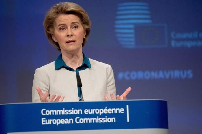 Șefa Comisiei Europene: Bătrânii ar putea fi izolați până la finalul anului 2020
