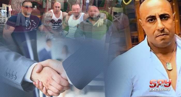 Legătura incredibilă dintre un interlop din gruparea Sportivilor și mâna dreaptă a unui fost ministru al Justiției / Detalii exclusive
