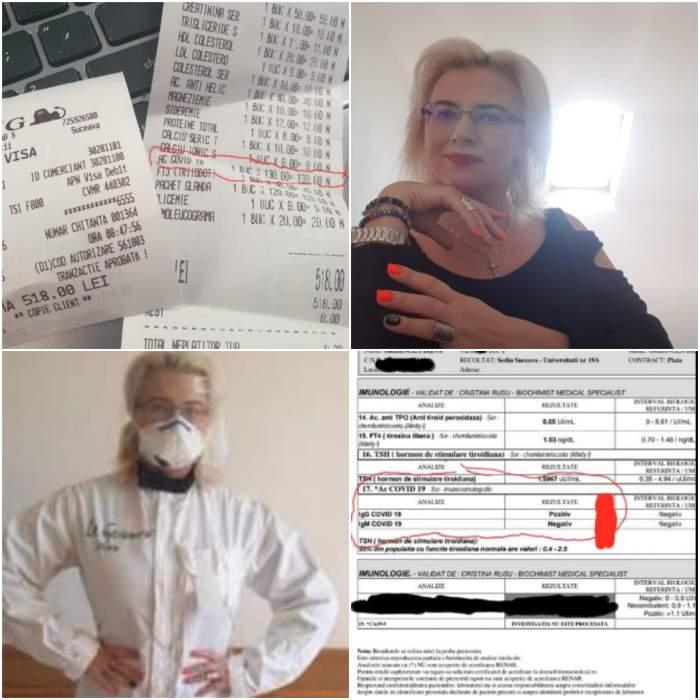 """Confesiunile unei doctorițe din Suceava care s-a tratat singură de COVID-19: """"Am trecut prin toate fazele urâte și grele ale bolii"""""""