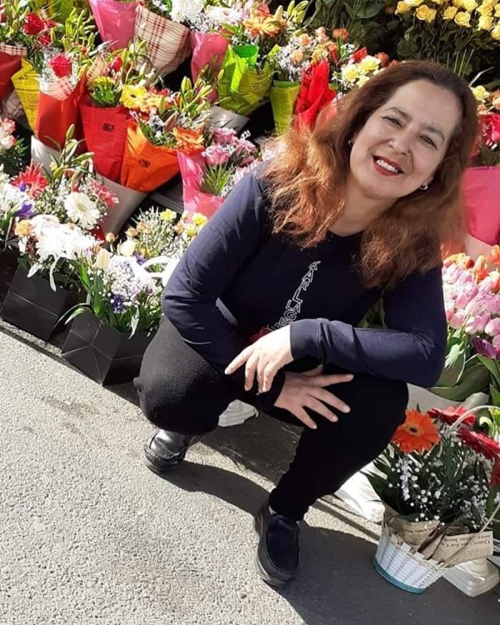 FOTO / Floricica Dansatoarea, cuprinsă de nostalgie! Le-a împărtășit fanilor o fotografie cu ea din tinerețe