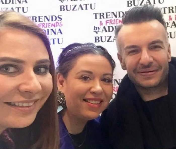 """Răzvan Ciobanu, ele nu te-au uitat! Oana Roman și Adina Buzatu, devastate de durere la un an de la moartea creatorului de modă: """"Dor!!!"""""""