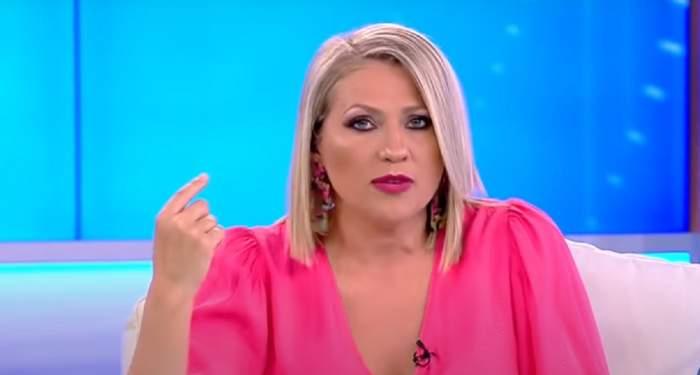"""Mirela Vaida a răbufnit în direct, după ce a primit somație: """"Lăsați-mă să spun realitatea din România"""" / VIDEO"""