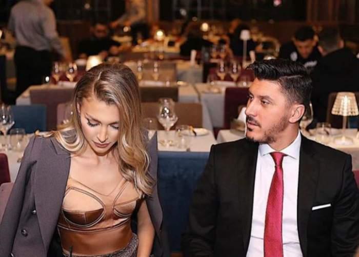 Prima reacție a Ioanei Marcu, după ce Ciprian Marica a înșelat-o. Iubita fostului fotbalist a făcut totul public / FOTO