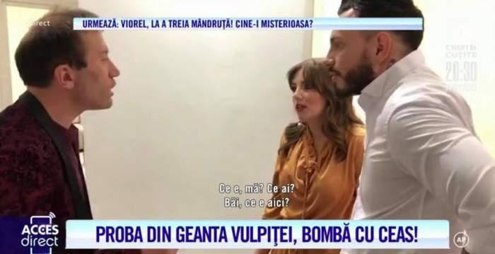 Cum i-a prins Viorel pe Vulpița și Raffaello! Proba din geanta ei, bombă cu ceas / VIDEO