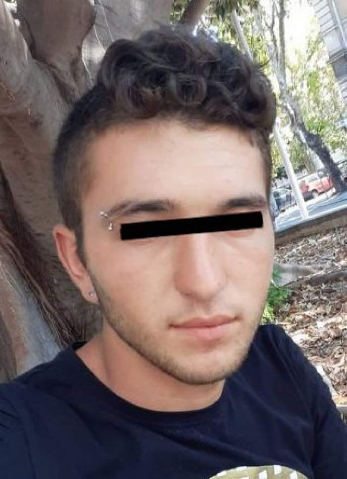 Ionuț Mocanu a murit la doar 19 ani, în Italia, după ce a intrat cu motocicleta într-un stâlp