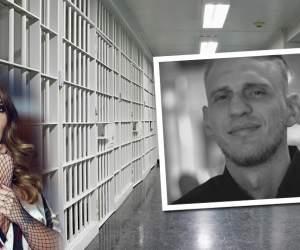 Criminalul care l-a ucis pe iubitul Oanei Radu, show total, în pușcărie / Ce le-a cerut autorităților!