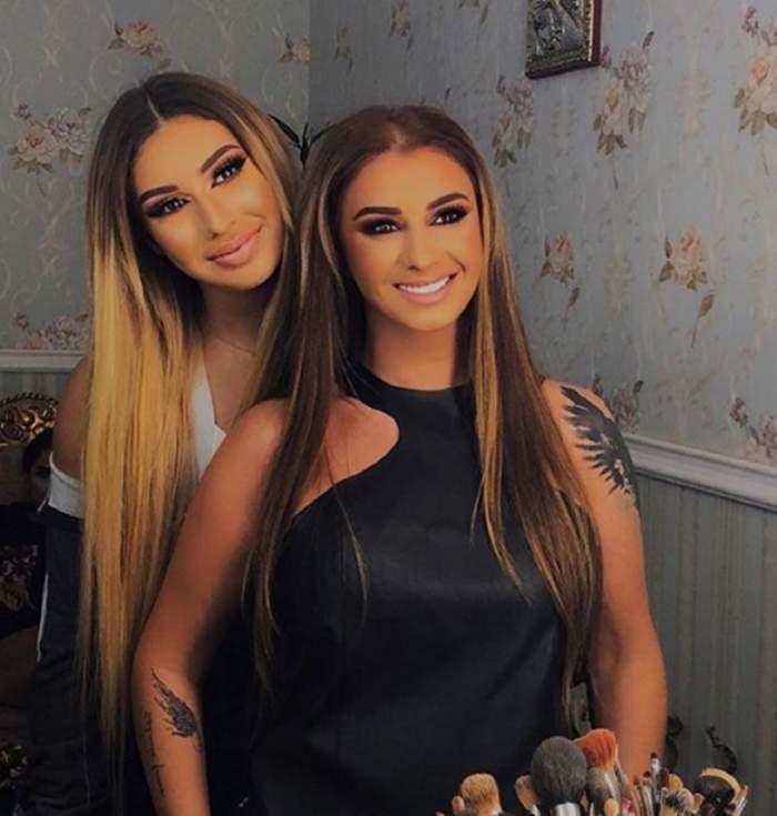 VIDEO / Anamaria Prodan are toate motivele să fie mândră! Sarah, fiica ei cea mică, a apărut într-un videoclip fenomen al echipei de baschet la care joacă