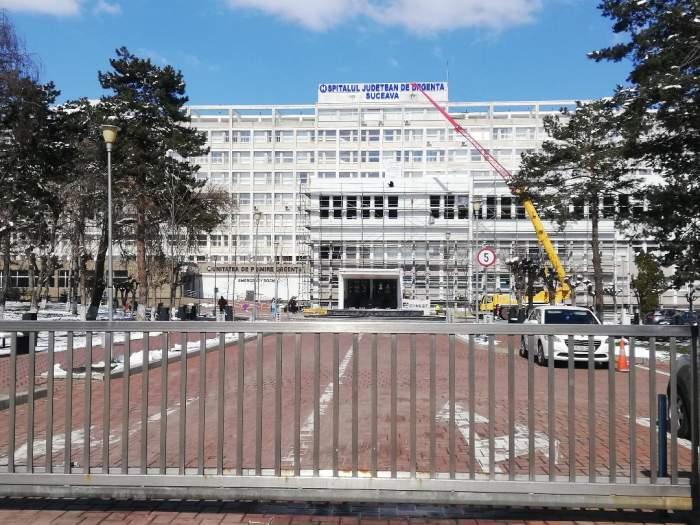 Acuzații grave la Spitalul Suceava. Șpaga pentru ridicarea morților de la morga unității, lăsată într-o cutie de pantofi