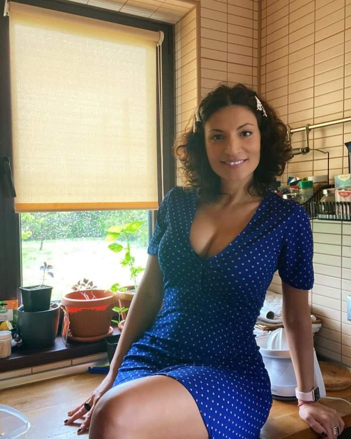 """Anii sunt doar o cifră pentru ea! Ioana Ginghina, un exemplu pentru toate femeile: """"Mă simt mai tânără ca niciodată"""""""