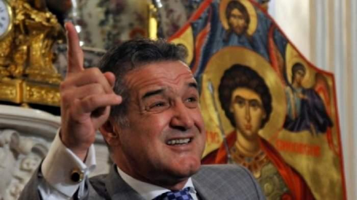 Pentru credință ar face orice! Gigi Becali construiește o biserică chiar în apropierea casei sale din Pipera