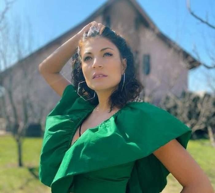 """Ioana Ginghină se pregătește să spună """"adio"""" izolării! Ce are de gând să facă actrița în primele zile de relaxare"""