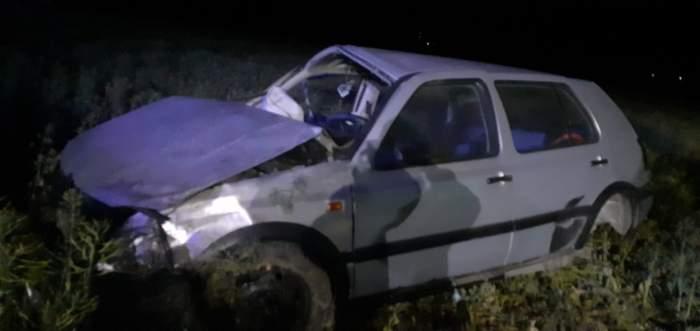 Accident teribil la Cerchezu. O persoană a murit, iar alte două se află în stare gravă la spital