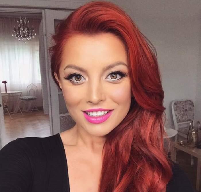 """Elena Gheorghe în culmea fericirii! Cântăreața a dat astăzi vestea cea mare: """"În familia noastră a sosit un nou membru. Sarah a venit pe lume sănătoasă"""""""