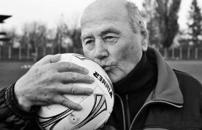 Doliu în lumea sportului. Constantin Jamaischi, marele fotbalist al Rapidului, s-a stins din viață