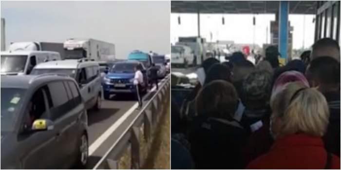 După aglomerația de la Vama Nădlac, șeful Poliției de Frontieră a demisionat astăzi!