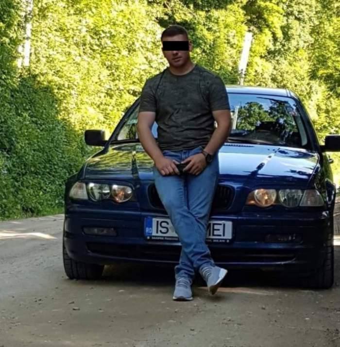 FOTO / El este tânărul de 27 de ani, mort în accidentul produs în Iași chiar de către prietenul său! Mihai era pasionat de condus!