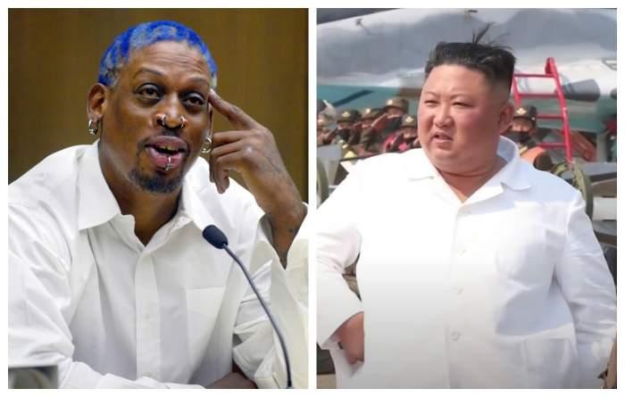 """Dezvăluirile unui fost baschetbalist despre ce se întâmplă, de fapt, în Coreea de Nord: """"Dacă o vedem pe sora lui Kim Jong-un la TV, ceva nu e în ordine!"""""""