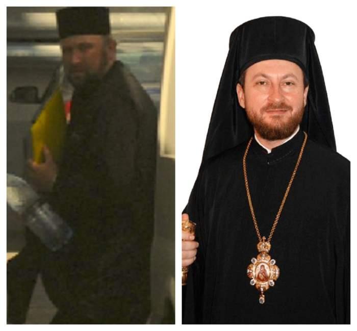 Un alt preot, inculpat în dosarul de agresiune sexuală al fostului episcop de Huşi