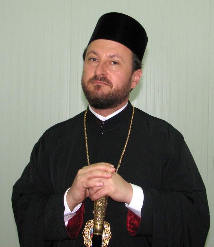 Corneliu Bârlădeanu, arestat preventiv pentru 30 de zile. Fostul episcop de Huși a fost acuzat pentru abuz sexual