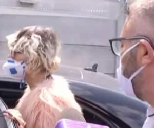 """VIDEO / Margherita de la Clejani, primele declarații după accidentul din Capitală: """"Mă uitam în oglindă. Îmi făceam buzele"""""""