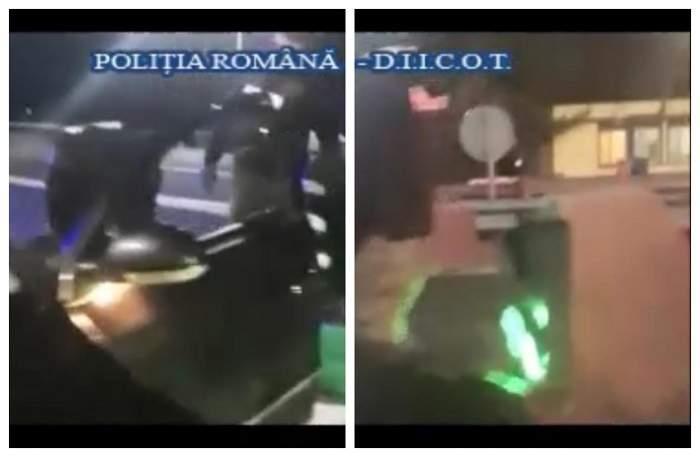 Captură impresionantă a polițiștilor din Dolj! Aproape 50 de kilograme de heroină au fost descoperite în camionul unui cetățean bulgar