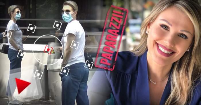 VIDEO PAPARAZZI / Primele imagini cu Cristina Rus după ce a născut! Uau, cât de mult a slăbit artista! Nu te-ai fi așteptat la asta