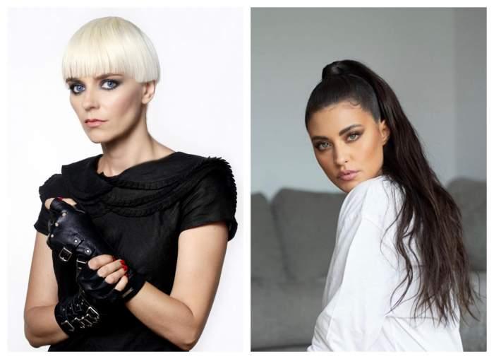 """Gianina Corondan o pune la zid pe Antonia! Ce greșeală a făcut iubita lui Alex Velea: """"Nu ai cum să inventezi tu apa caldă"""""""