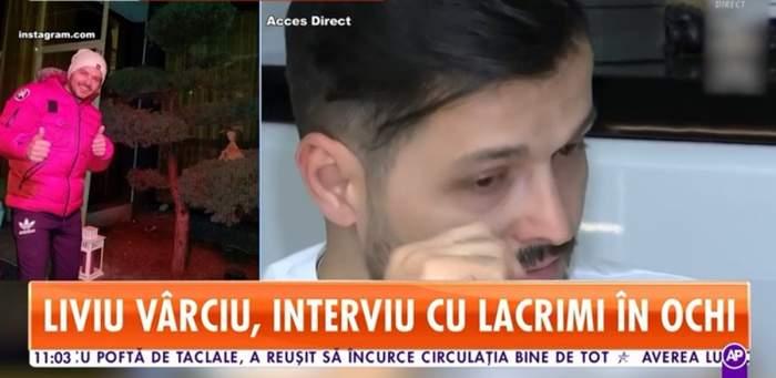 Liviu Vârciu, cu ochii în lacrimi. Actorul a vorbit despre cel mai mare regret din viața sa. Ce s-a întamplat între el și părinții lui