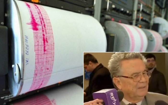 """România, lovită de cutremure! Gheorghe Mărmureanu, anunț important despre un seism puternic: """"Se controlează tot ce se întâmplă"""""""