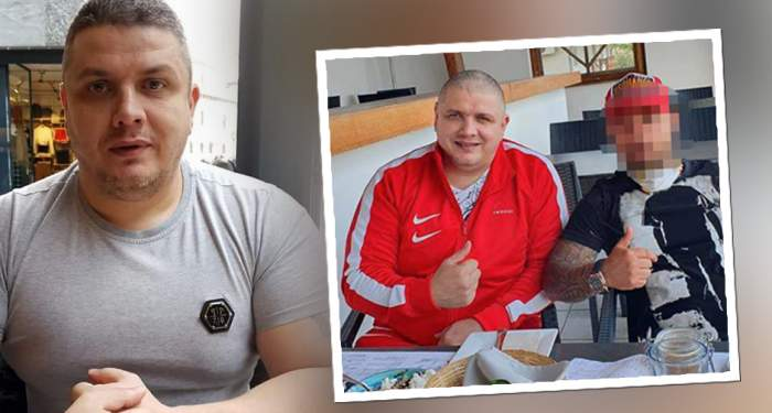 Mircea Nebunu, carantină prin restaurante de fițe / Cum a fost surprins interlopul abia întors din Spania!