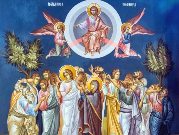 Înălțarea Domnului, mare sărbătoare pentru creștini! Ce tradiții trebuie respectate și ce nu este bine să faci astăzi