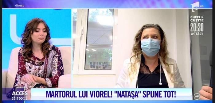 Martorul lui Viorel Stegaru spune tot! A văzut sau nu presupusul sărut dintre Vulpița și Rafaelo? / VIDEO