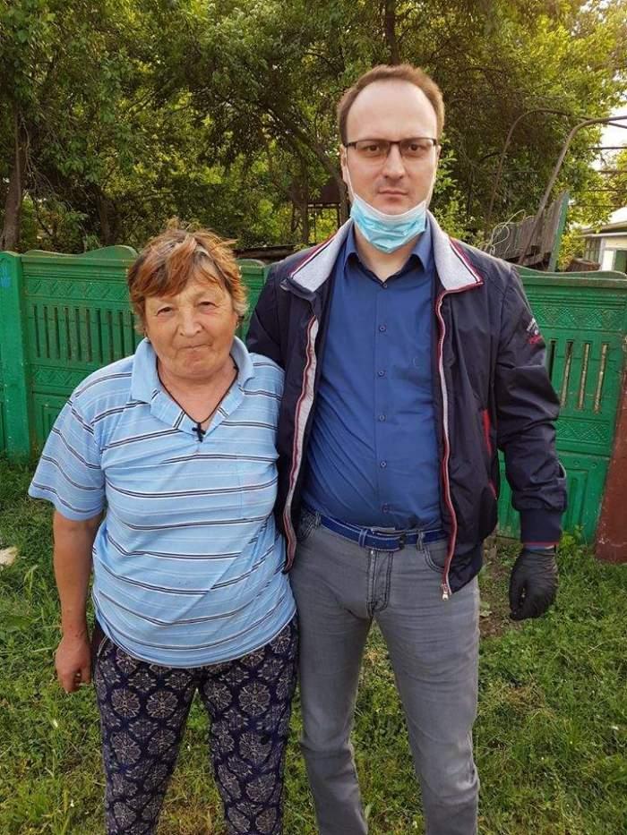 Alexandru Cumpănașu le-a prezentat-o tuturor pe mama lui! Poza cu femeia care i-a dat viață a strâns numeroase reacții / FOTO