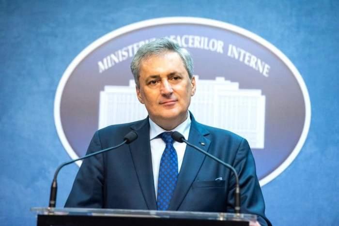 """Ministrul de Interne: """"E posibil să menţinem declaraţia pe proprie răspundere şi după 15 mai"""". Anunțul lui Marcel Vela"""