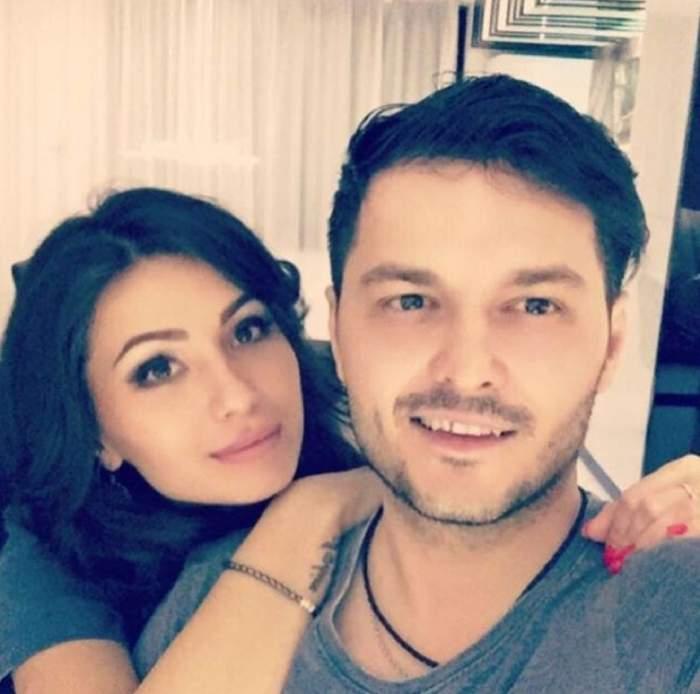 FOTO / Liviu Vârciu și Anda Călin, ipostază demnă de îndrăgostiți! Artistul i-a făcut o frumoasă declarație de iubire, după ce a devenit din nou tată