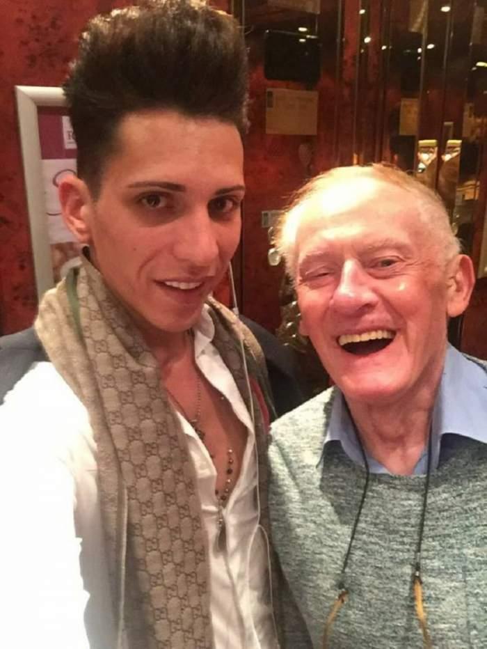 EXCLUSIV. Ce avere i-a lăsat preotul gay soțului român mai mic cu 54 de ani! Detalii uluitoare