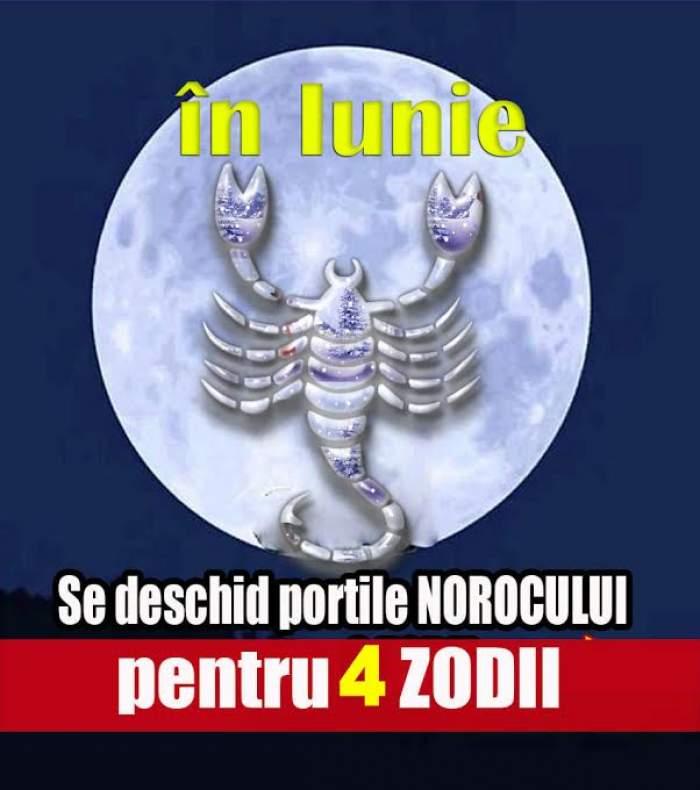 Se deschid porțile norocului pentru 4 zodii în luna Iunie! Gemenii vor face parte din nativii care vor avea parte de un noroc colosal!