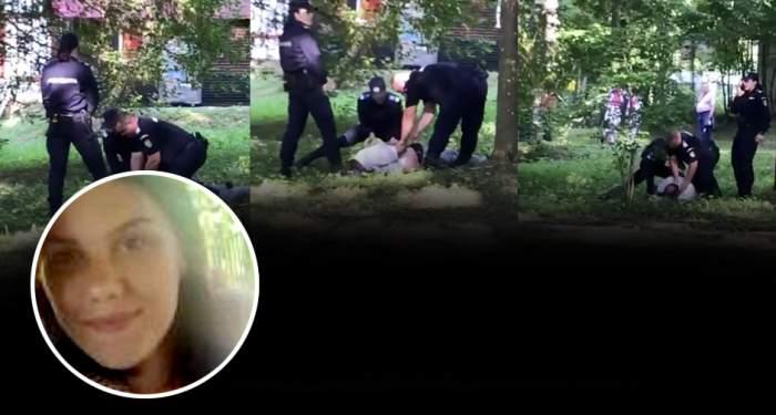 Jandarmerița care a gazat mortal un suspect a comis-o din nou / Și-a băgat în belele soțul polițist