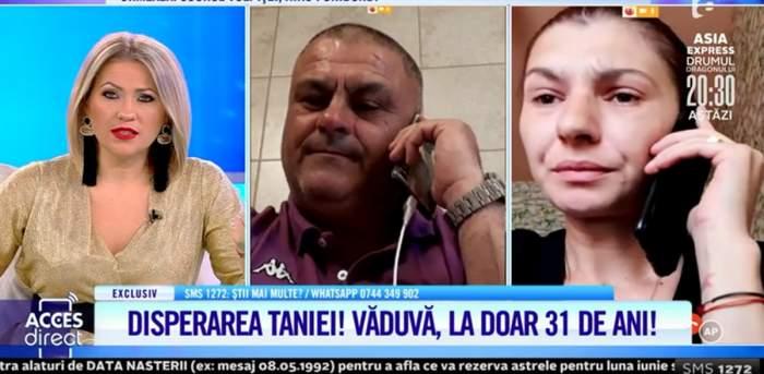 VIDEO / Acces Direct. Lovitură fatală pentru un tată a doi copii! Bărbatul din Reșita a murit după ce ar fi primit un pumn în față! Soția își dorește dreptate