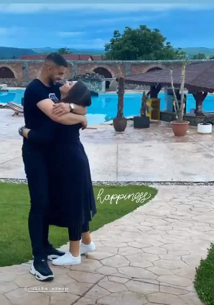 FOTO / Și-a declarat iubirea în mod public! Culiță Sterp s-a afișat cu noua parteneră de viață în ipostaze tandre!