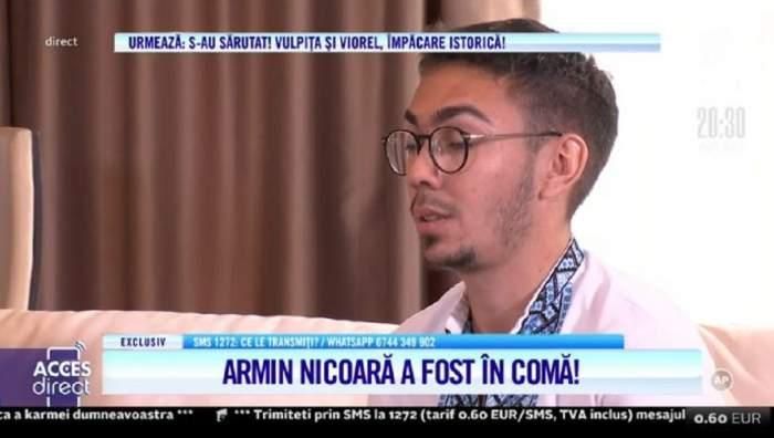 """Armin Nicoară, probleme grave de sănătate! Celebrul saxofonist a fost în comă! Prin ce clipe îngrozitoare a trecut artistul. """"Am fost între viață și moarte"""" / VIDEO"""