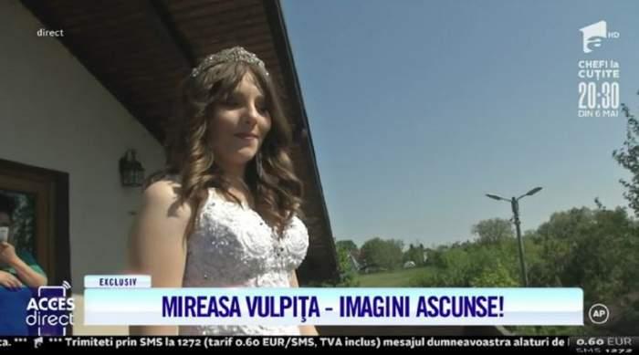 """Fericire mare pentru Vulpița! Ce s-a întâmplat în urmă cu scurt timp pentru tânăra din Blăgești devenită """"vedetă"""" în București!"""