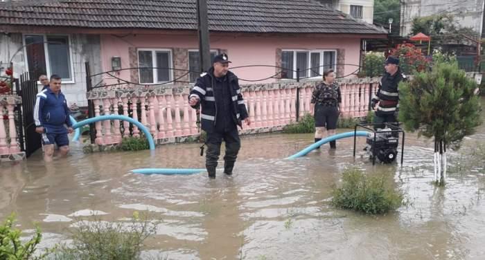 Prăpăd în România! Este alertă de inundații în 23 de județe. Anunțul INHGA