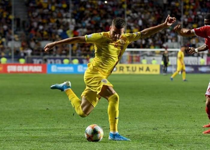 VIDEO / Prima zi a lui Ianis Hagi la Rangers! Cum a decurs antrenamentul fotbalistului român, după 14 săptămâni de pauză
