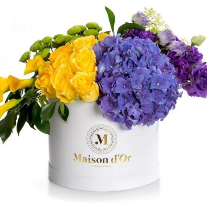 Cutiile cu flori pot reprezenta cadouri business de succes!