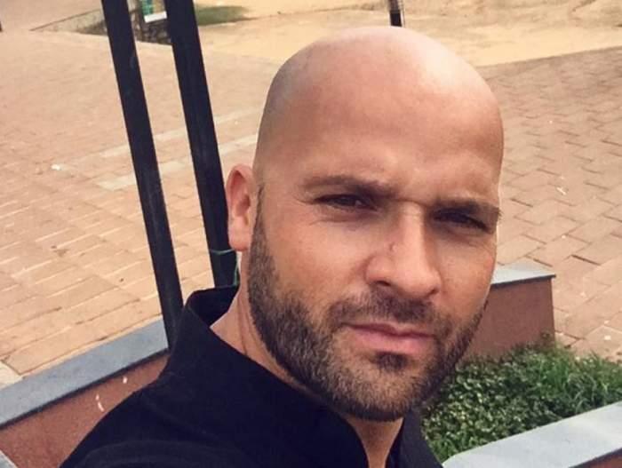 """Primele declarații ale lui Andrei Ștefănescu după ce a fost infectat cu coronavirus: """"M-am prezentat la spital. Sunt asimptomatic"""""""