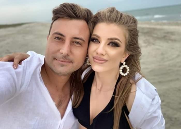 """S-au cunoscut din întâmplare, iar acum urmează nunta! Valentin Sanfira și Codruța, pregătiți pentru pasul cel mare. """"M-am îndrăgostit. M-am uitat în ochii ei"""""""