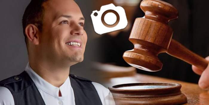 Cântărețul Raoul, încă o condamnare penală, pentru că a condus fără permis / Detalii exclusive