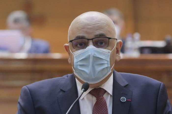 """Raed Arafat, semnal de alarmă pentru români! Șeful DSU, apel de ultimă oră: """"'COVID-19 nu e o biată gripă. Scenariul urât că vom avea o creștere rapidă există!"""""""