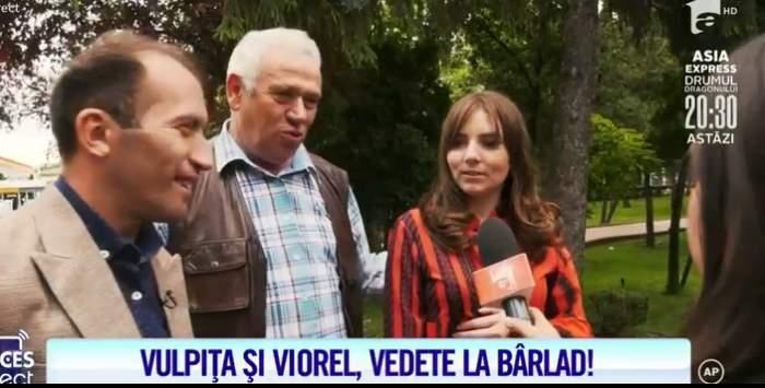 VIDEO / Vulpița și Viorel, vedete în Bârlad! Trecătorii i-au oprit, le-au dat sfaturi și s-au fotografiat cu ei!